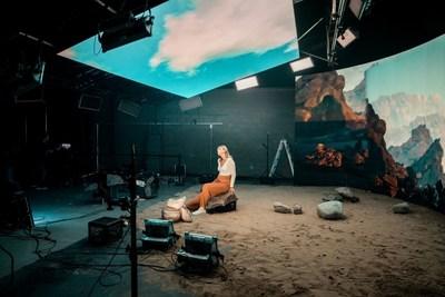 Film Studio - TransQuebec inc, Canada, by Absen