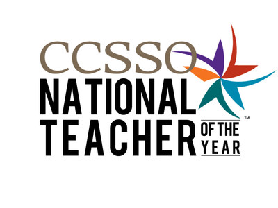 CCSSO National Teacher of the Year Logo