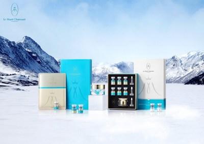 Premium anti-aging skincare brand Le Mont Charmant