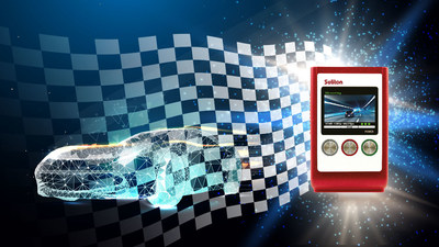 Soliton Systems and 5G Hub join forces to demonstrate remote control of racing car via 5G