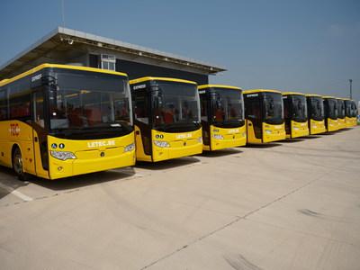 TEMSA delivers 22 bus units to Belgian public transport company OTW