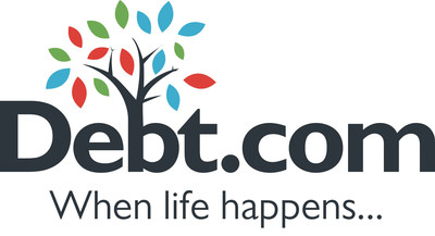 Debt.com is the consumer website where people from all walks of life can find help with credit card debt, student loan assistance, credit monitoring, tax debt, identity theft, credit repair, bankruptcy, debt collector harassment and more. Debt.com works with only vetted and certified providers that give the best advice and solutions for consumers 'when life happens.