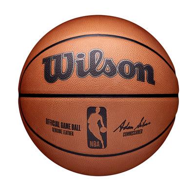 El nuevo balón oficial de la NBA de Wilson