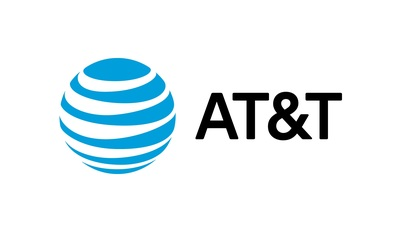 AT&T Inc. logo.