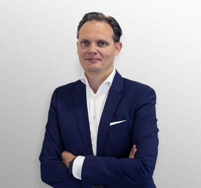 Jochem Steman, Serverfarm's VP of Colocation Europe