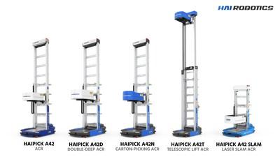 HAI ROBOTICS product family